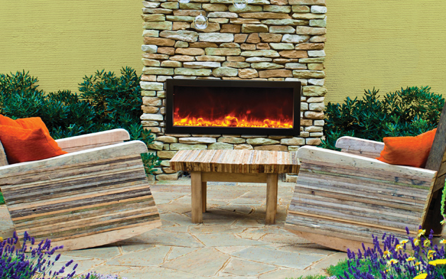 Electric Outdoor Fireplace Electric Fireplace - Electric outdoor fireplace