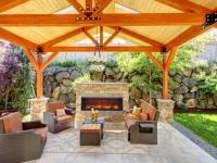 Sierra Flame indoor or outdoor electric Fireplace BI-50-12