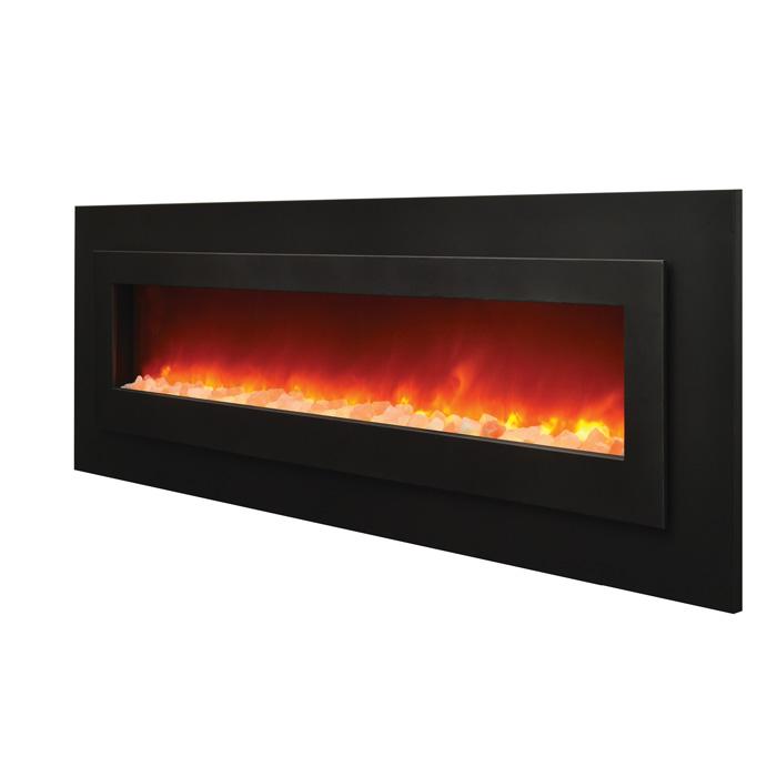 Sierra Flame Wm Fml 85 Linear Electric Fireplace