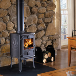 Morso 1410 Wood Stove Canned Heat