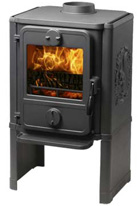 1440 Morso wood burning stove