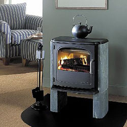 Morso 3450 Wood Stove Canned Heat