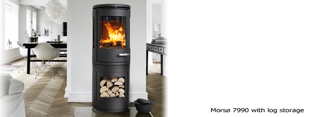 Morso wood burnng stoves