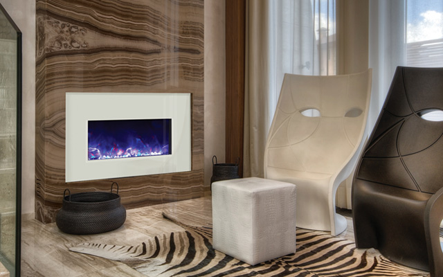 Electric Fireplace Insert by Amantii - 30 inch