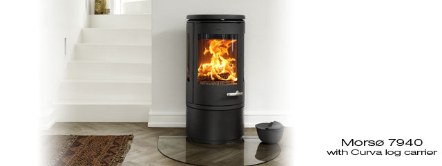 Morso 7940 wood burning stoves