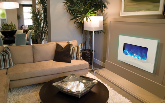 26 ince wide electric fireplaces
