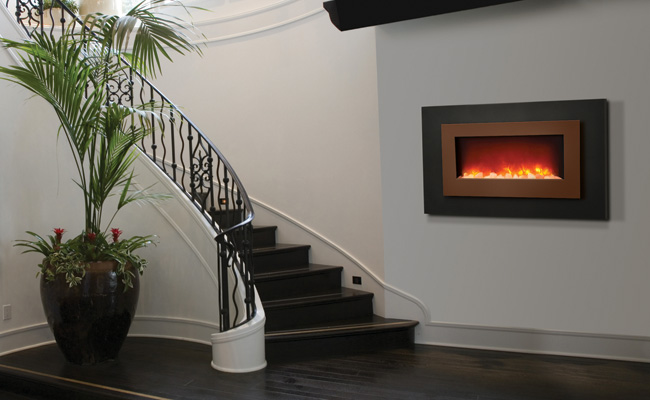 Electric Fireplaces - Sierra Flames
