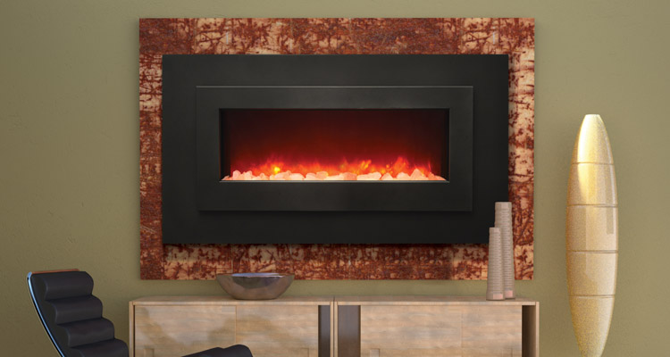 electric fireplaces by Sierra Flames