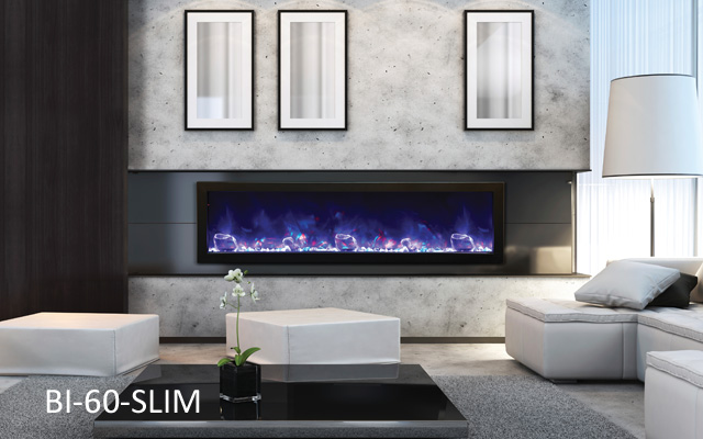 Amantii electric fireplaces