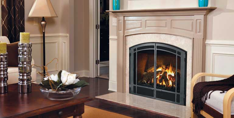 Mendota Dxv Gas Fireplace Series Canned Heat