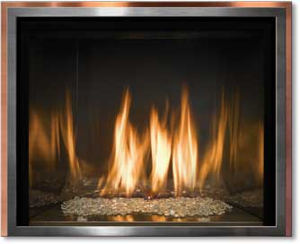 Fine Mendota Fullview Decor Gas Fireplace Canned Heat Home Interior And Landscaping Ologienasavecom