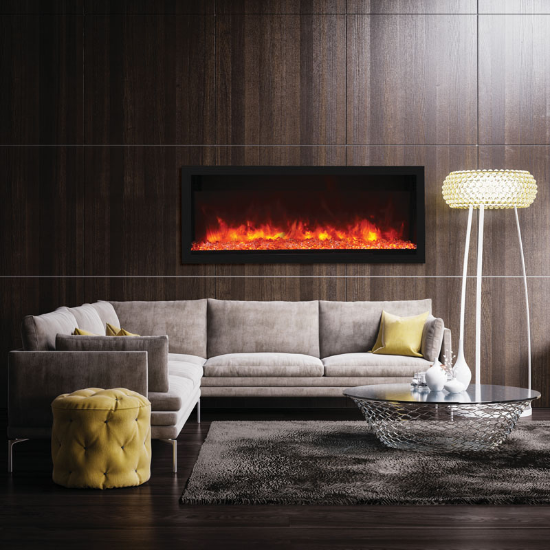 Remii-55XT - Electric Fireplace