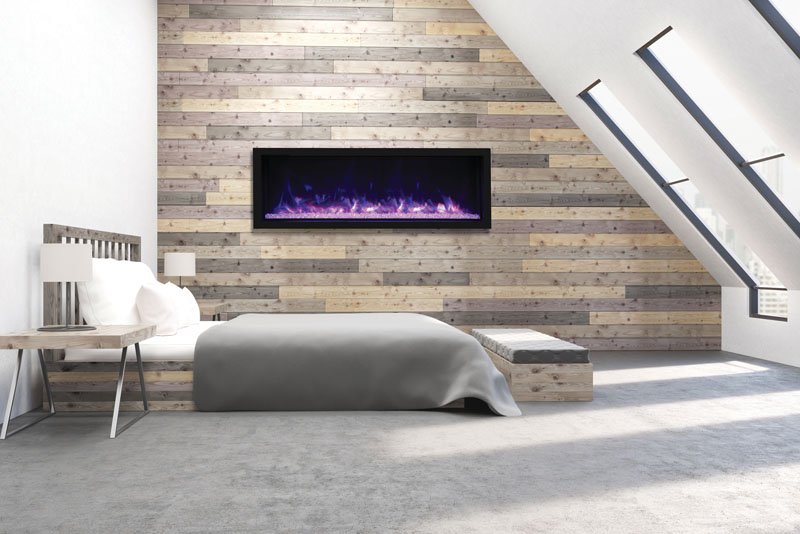 Remii-65XT - Electric Fireplace