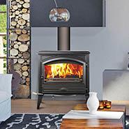 Lynwood W76 wood fireplace